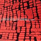 Nylon furniture flocking fabric