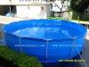 """18'x48"""" metal frame swimming pool"""