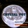 High Quality Bubble Crystal Pot/pan/boiler