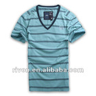 Supply oem service cotton fashionable man t-shirt