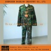 Military Woodland Camouflage Uniform