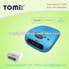 New!!! Home theatre portable Clock alarm with large LED display FM radio VT-C001