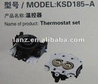 KSD185-A Thermostat Set for electric water heater