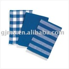 100% cotton plain dyed terry kitchen towel