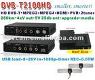 DVB-T2100HD/Smaller HD DVB-T MPEG4 HDMI PVR TV TUNER