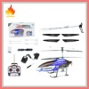 Biggest! QS8006 helicopter remote control with gyroscope 134cm 3.5ch metal frame 2 Speed Model rc helicopter With LED lights