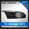 useful DRL car part Daytime Running Light special For golf 6