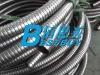 Flexible double inner locked stainless steel metal conduit