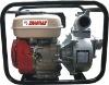 168F gasoline engine self-priming water pump