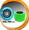 quad skate wheels,pu wheels,roller skate wheels