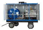 Ship diesel driven high pressure cleaner