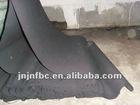 black 795gsm T/C10S/5X6+90CM tarpaulin canvas fabric