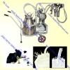 Vacuum Pump Portable Cow Milker