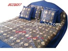 satin/silk bedding cover