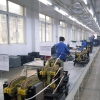welding machine assembly line