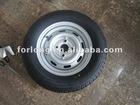 Trailer complete wheels165/80R13