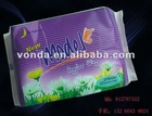 modess sanitary napkins