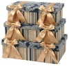 silk fabric storage boxes, gift boxes,paper boxes