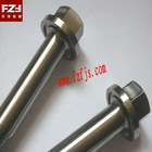 supply titanium flange nut