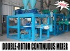 plastic mixer machine in high quality