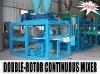 plastic mixer machine in high quality