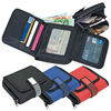 2 fold wallet with velcro closure