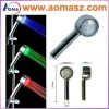 Hot Colour Changing Led Shower light with rustproof material