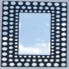 Modern style round highlight decorative mirror, home decoration, bathroom mirrors,mirror factory