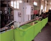 on-line bright solution annealing treatment machine