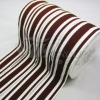Polyester Color Combination Petersham Wide Ribbon