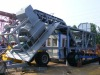 MULTI-PURPOSE FULLY PORTABLE HZS40 MOBILE CONCRETE BATCHING PLANT