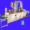 Automatic handle bag making machinery