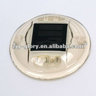 Solar power LED reflective Road Stud