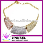 fashion alloy metal necklaces jewelries alloy thick fashion necklace alloy couple necklace pendant