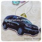 Paper Car Fragrance Card (WF-5017)