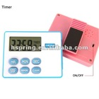 digital timer with countdown ,date,time,chronograph and alarm