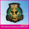 Custom India hand embroidery badge