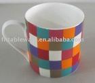 bone china round mug