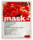 Cherry whiten beautify facial mask