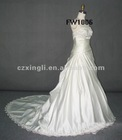 new fashion designer wedding dress bridal gown sexy long dress custom made bridal gown
