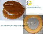 Polyurethane toilet seat & seat mat