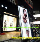 Ja1-597 New media indoor&outdoor inflatable battery advertising with lithium battery