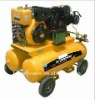 6hp diesel air compressor DAC-100(E)