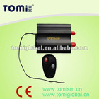 2012 New style Car GPS tracker,Vehicle GPS tracker with remote controller GPS103B