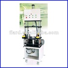 Motor coil forming machine