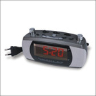 LED alarm clock AM/FM radio