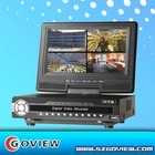 portable dvr with screen