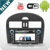 Android 2.3 dvd car for 3G WIFI and Speech input