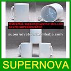 High Quality Coated White Mug for Sublimation Imprinting