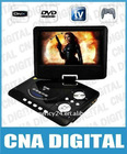 9 Inch Widescreen Portable DVD Player with Copy Function